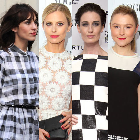 Celebs at 2013 Vogue Festival