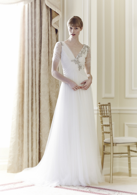 Jenny Packham SS14 Bridal Collection