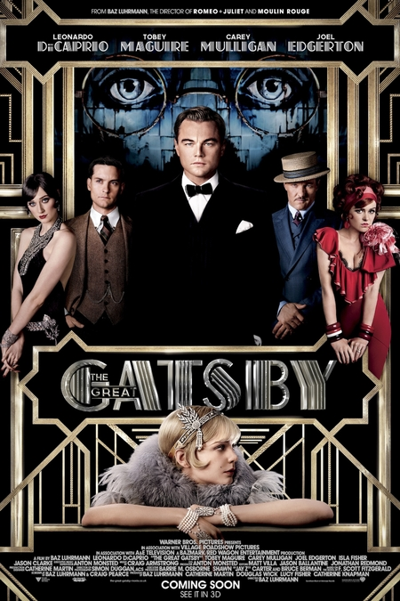 The Great Gatsby UK poster