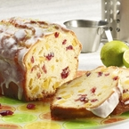Cake Recipe: Lime, Mango and Cranberry Cake