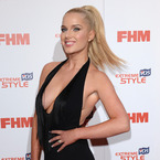 Helen Flanagan risks nip slip at FHM Sexiest Women bash