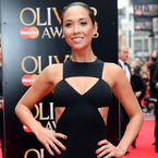 Myleene Klass flashes abs in cutout Michael Kors