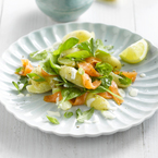 Salad Ideas: Potato and Smoked Salmon