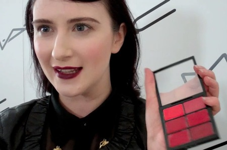 Interview with MAC Cosmetics for BAFTA TV Awards 2013