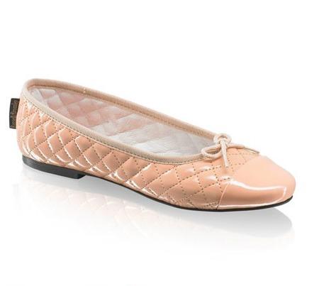 Ballet pumps
