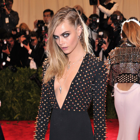 Cara Delevingne at 2013 met ball