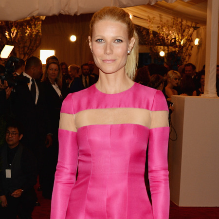 Gwyneth Paltrow at 2013 met ball