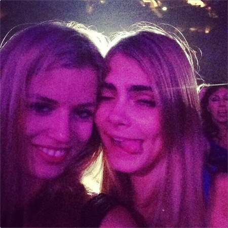 Cara Delevingne's best Instagram pictures