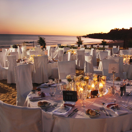 Sheraton Algarve's Beach Restaurant, Algarve, Portugal