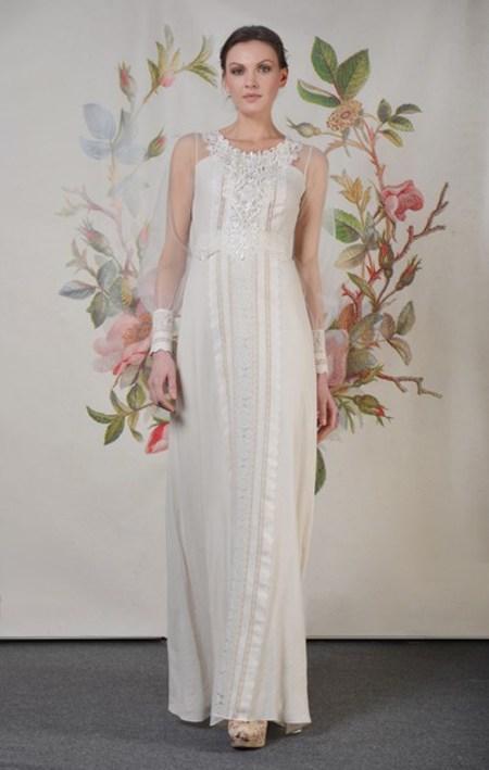 Claire Pettibone's Spring 2014 Bridal Collection