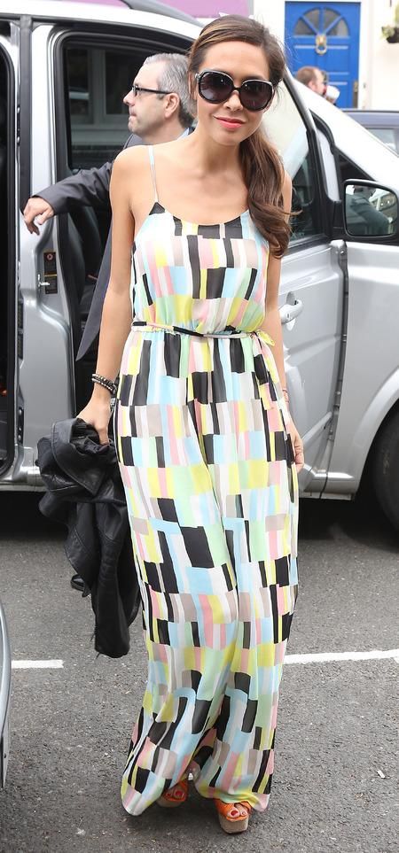 Celebrity Maxi Dress 2013 on Quotesfab.com