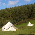 10 places to do cool camping in the UK