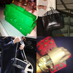CELEBRITY HANDBAGS: Kim Kardashian's collection