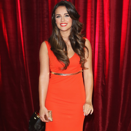 British Soap Awards 2013 Georgia May Foote