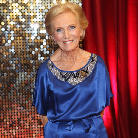 British Soap Awards 2013 Mary Berry