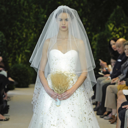 7. The big white wedding dress