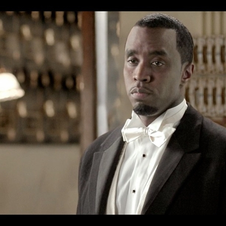 Diddy on Downton Abbey