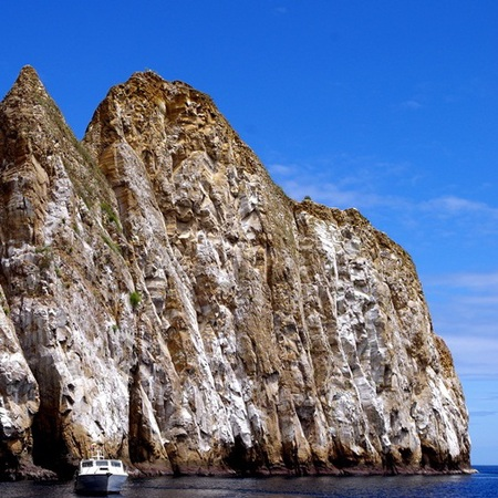 Kicker Rock, travel, Ecuador