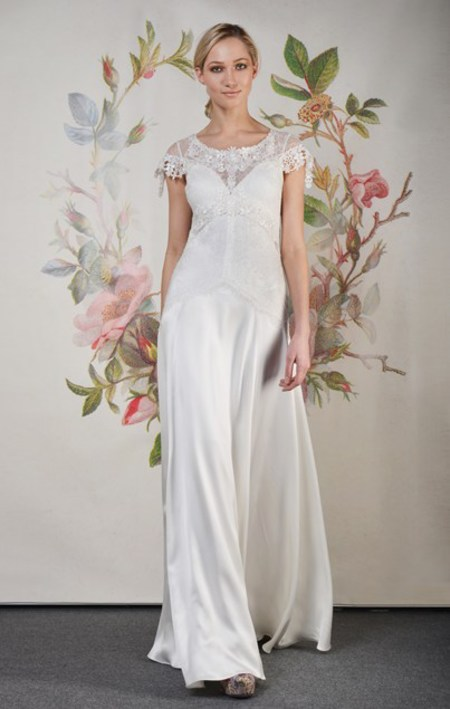 Claire Pettibone's Spring 2014 Bridal Collection