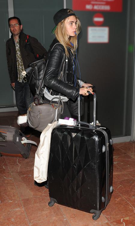 Cara Delevingne at Cannes 2013