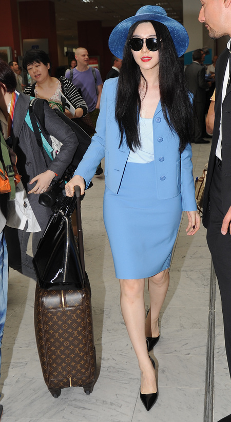 Fan BingBing at Cannes 2013