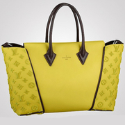 Louis Vuitton's new tote is set for release in July. Fancy the summery W?