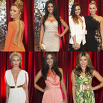 RED CARPET: Celeb style at British Soap Awards