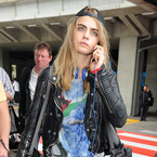 Cara Delevingne to wear Burberry as she arrives in Cannes