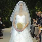Carolina Herrera Spring 2014 Wedding Dress Collection