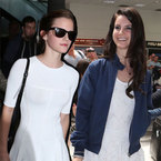 FASHION FIGHT! Emma Watson & Lana Del Rey wear white for Cannes