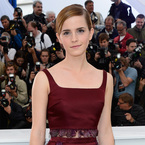 CANNES: Emma Watson works Christopher Kane at The Bling Ring