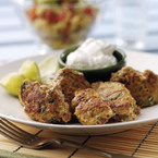 Jalfrezi Fish Cakes Recipe