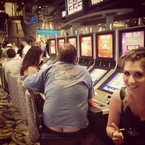 Ke$ha shares Vegas night out picture