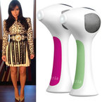 Try Tria at-home laser hair removal like Kim Kardashian