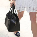 Lana Del Rey swaps Mulberry bag for D&G in Cannes