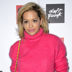 YAY OR NAY: Rita Ora's 90s pink roll neck