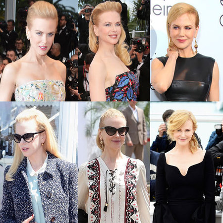 Nicole Kidman arrives at 2013 Cannes Film Festival