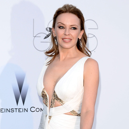 Kylie Minogue at amfAR 20th Annual Cinema Against AIDS Gala 2013