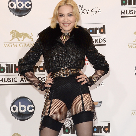 Madonna at Billboard Music Awards 2013