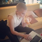 Tasty Tweet: Jessie J's detoxing carrot, ginger & apple juice