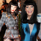 Has Madonna stolen Dragons' Den star Hilary Devey's style?