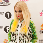 Rita Ora clashes festival prints at Radio 1's Big Weekend