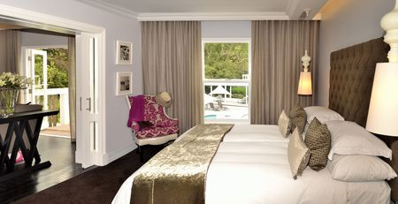 Fancourt Hotel, South Africa