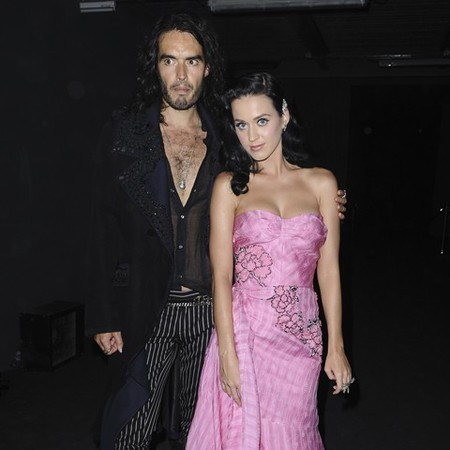 Katy Perry and Russell Brand Wedding