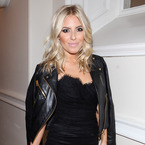 Mollie King stuns in lace LBD at Esquire summer bash