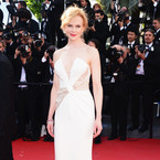 Cannes: Nicole Kidman rules the red carpet in custom Armani