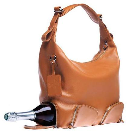 Envoyage wine holder handbag