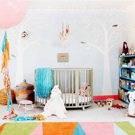 The baby boudoir