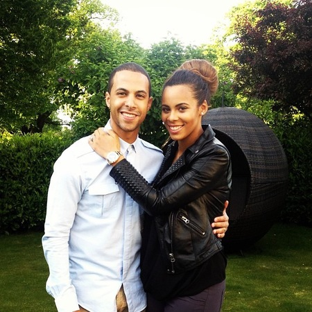 Marvin and Rochelle Humes first date night since giving birth to daughter