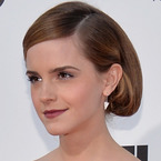 How to copy Emma Watson's faux bob hairstyle